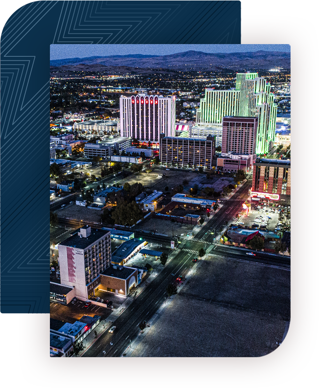 Downtown Reno Nevada
