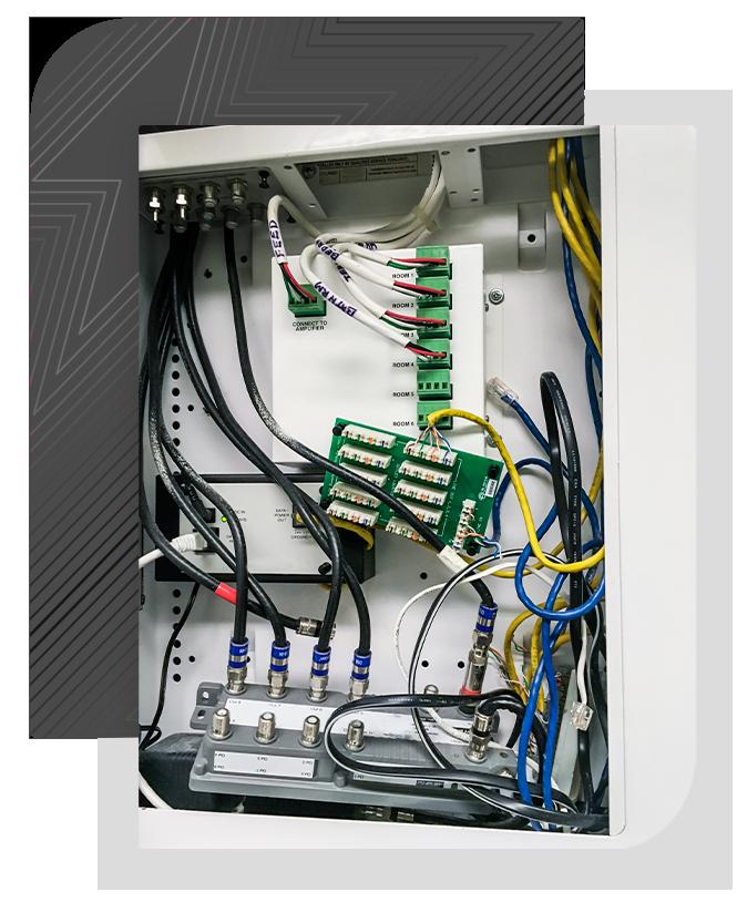 industrial voltage box